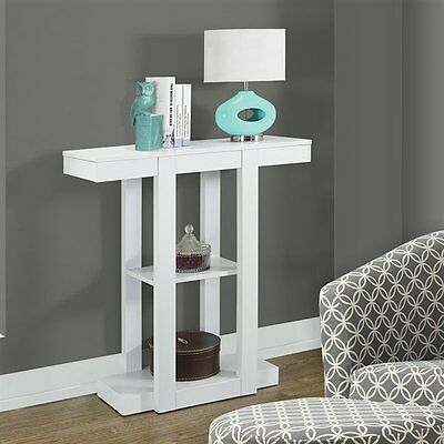 Monarch Specialties I 2455 32-in Hall Console Accent Table