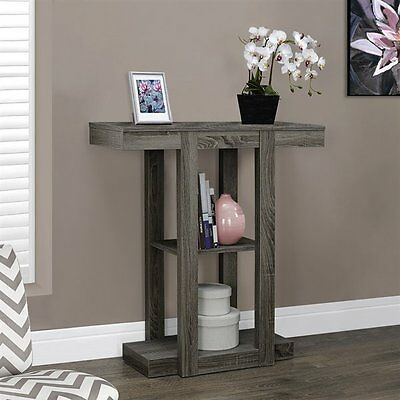 Monarch Specialties I 2456 32-in Hall Console Accent Table