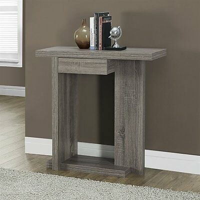 Monarch Specialties I 2459 32-in Hall Console Accent Table