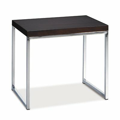 Office Star WST09 Ave Six Wall Street End Table