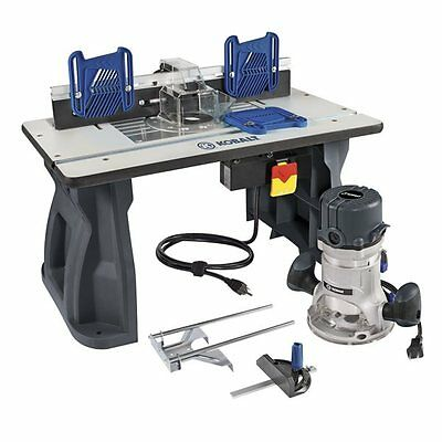 Kobalt K7343 11 Amp Router and Router Table Combo Kit