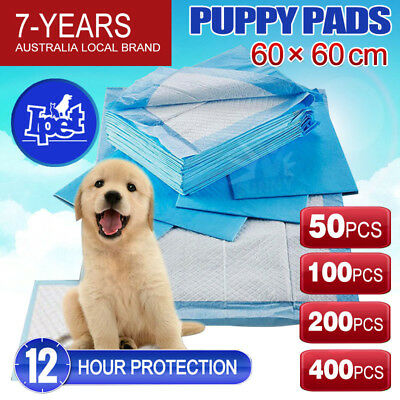 60x60cm Puppy Pet Dog Indoor Cat Toilet Training Pads Super Absorbent Ultra Thin