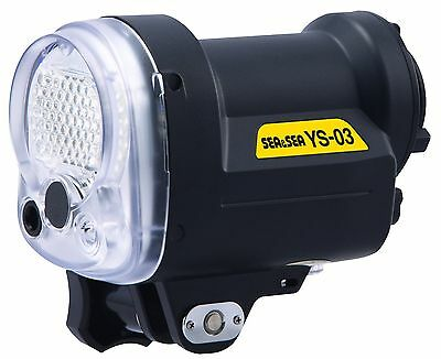 Sea and Sea YS-03 Compact Underwater STTL Strobe Flash Light