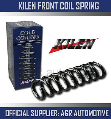 Kilen Front Coil Spring 20063 For Vauxhall Vectra Mk Ii Gts 2.2 Direct 2003-2005