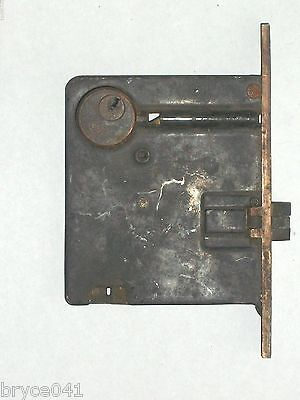 Antique Corbin Thumb Latch Entry Locks