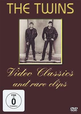 Video Classics And Rare Clips-The Twins-Dvd Neu