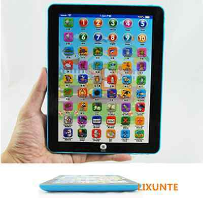 Kid Children Touch Screen Educational Learning Tablet Computer Machine Teach Toy