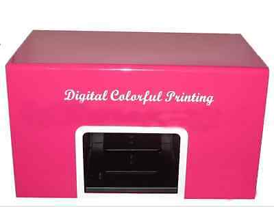 Digital Nail Art Printer for Flower, Nails, Toenails With CE