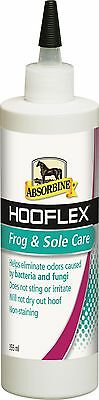 (€ 58,31/l) Absorbine Hooflex Frog & Sole Care Strahlpflege - 355 ml - H&H Celle