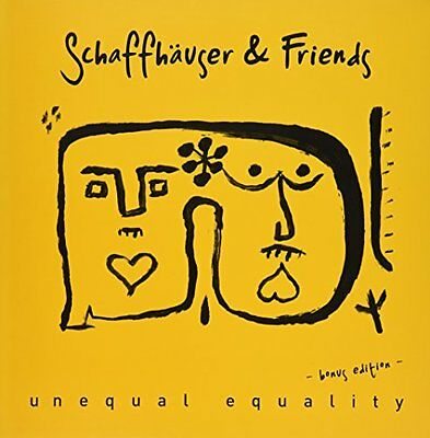 Schaffhäuser and Friends - Unequal Equality 3 Vinyl Maxi Ware NEW
