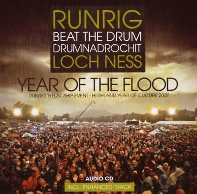Runrig - Year Of The Flood CD Columbia D NEW