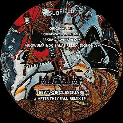 Mugwump - After They Fall RMX EP (Feat. Circlesquare) Vinyl Maxi Subfield NEW