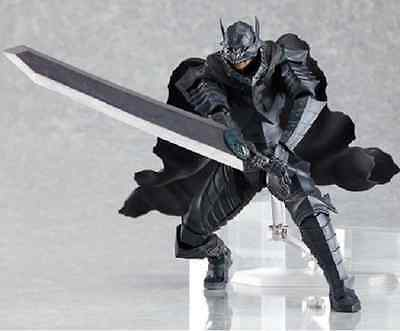 Armor ver. Limited Edition of the new Berserk 37 figma Guts berserk