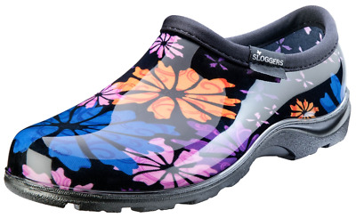 SLOGGERS Rain & Garden Waterproof Shoes - Flower Power