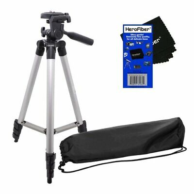 "50"" Light Weight Tripod f/Nikon Coolpix P330, P510, P520,& P7800 Digital Cameras"