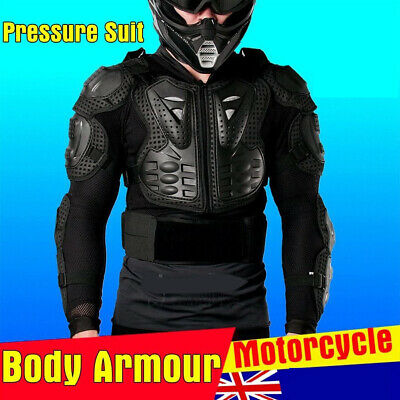 XXXXXL Adult Racing Titan Body Armor Full Jacke ATV Quad Dirt/Pit Bike
