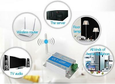 CL1-GSM Remote Controller Smart Switch Wireless GSM Controller,Easy Operation