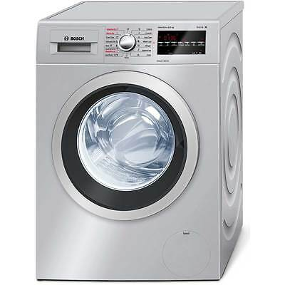 Bosch WVG3046SGB Serie 6 Free Standing 8Kg 1500 Spin Washer Dryer Silver New