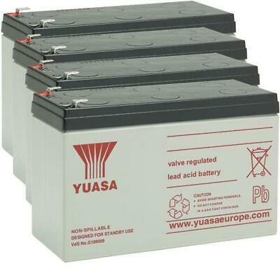RBC24 UPS Replacement battery pack for APC | GENUINE YUASA CELLS ONLY