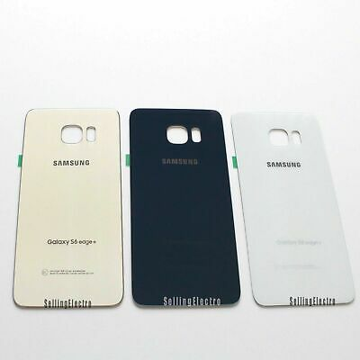 Back Housing Glass Cover for Samsung Galaxy S6 Edge PLUS G928