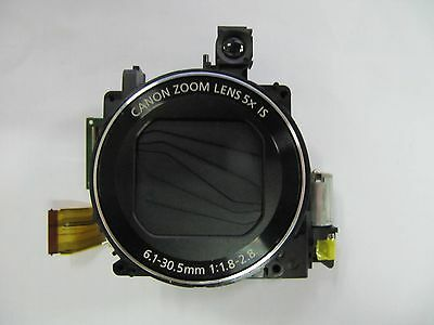 CANON POWERSHOT G15 LENS ZOOM UNIT ASSEMBLY  PART With CCD