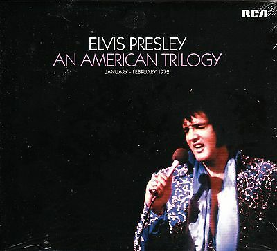 Elvis Presley AN AMERICAN TRILOGY - FTD 61 New / Sealed CD