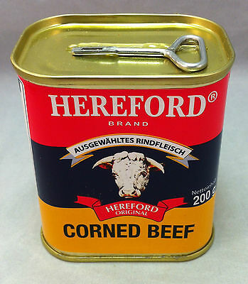 Hereford Corned Beef 200g (100g/2,50€)