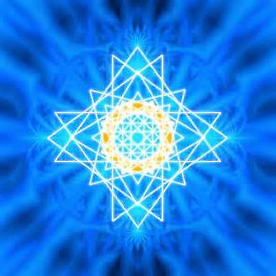 Blue Star Celestial Energy NOT a Reiki Attunement Information on CD Rom