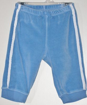 babyGAP Size 6-12 Months Blue Fleece Pull-On Pants