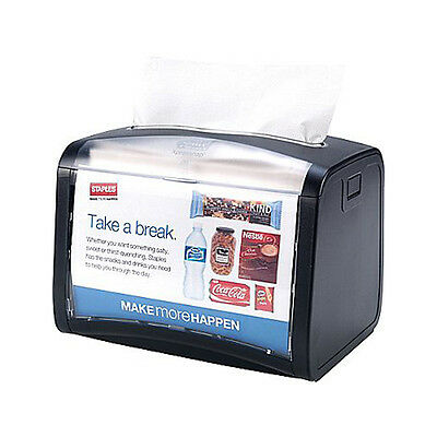 Tork® 32XPT Xpressnap Tabletop Napkin Dispenser, 5.8w x 7.8d x 6.2h, Black