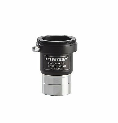 Celestron 93625 Universal 1.25-inch Camera T-Adapter Style Name: gray BRAND NEW