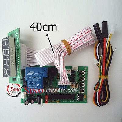 JY-15B Timer board Time Control board Power Supply for Vending mahine device