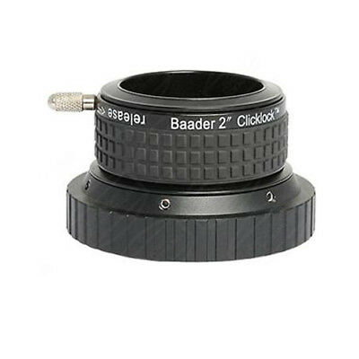 "Baader 2"" Click-Lock Eyepiece Adapter / Visual Back 3.25"" SCT Thread # 2956233"