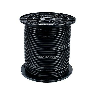 Monoprice 8.0mm Professional Microphone Bulk Cable - 500FT 5980 NEW