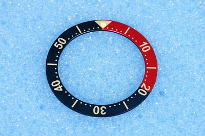 Seiko lady divers pepsi bezel insert for 4205 with 33mm case
