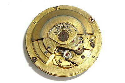 Million 41 jewels AS 1709 movement for parts - 102166