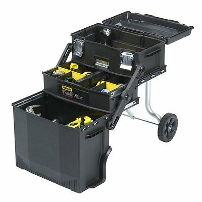 Stanley Tools 020800R Stanley FatMax® 4-in-1 Mobile Workstation