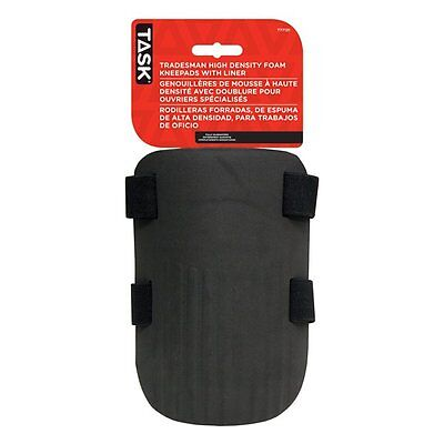 Task Tools T77131 Tradesman High Density Foam Kneepads with Liner