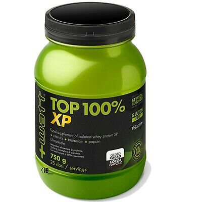 +Watt Top 100 % XP Whey Proteine Siero del Latte Isolate + Enzimi e Vitamine