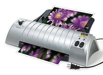 Scotch Thermal Laminator Combo Pack Includes 20 Laminating Pouches 9x11 TL901SC
