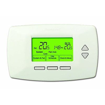 Honeywell RTH7500D1072 7-Day Programmable Thermostat