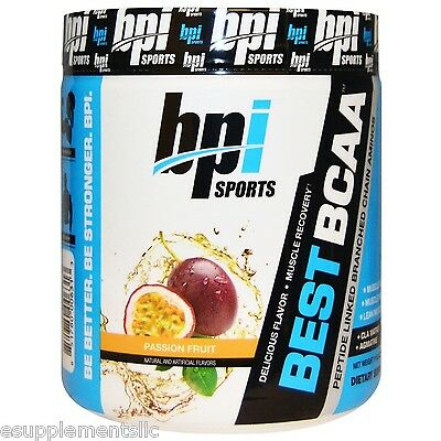 BPI Best BCAA Passion Fruit 30 Serv
