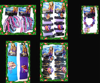 Hannah Montana Hair Bands & Bracelets Party Gifts( 59 Pieces ) New