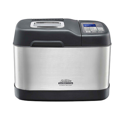 NEW Sunbeam Smartbake Bread Maker 1.25kg