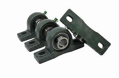 "UCP204-12 3/4"" Pillow Block Solid Base Mounted Bearing Unit (Qty. 4)"