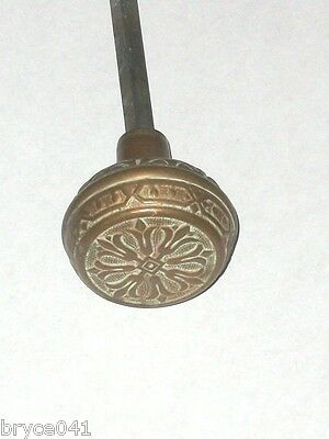 Antique Eastlake Era Fancy Victorian Ornate Door knob !