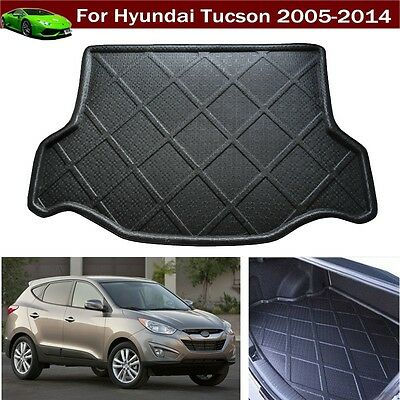 Car Mat Boot Liner Cargo Mat Trunk Tray Floor Mat For Hyundai Tucson 2005-2014