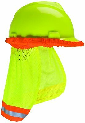 MSA Safety Works 10101974 Hard Hat Accessory Sun Shade by Safety Works BRAND NEW