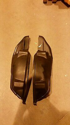 Ford Sierra Rs Cosworth Rs500 New Front Wheel Arch Liner Set 3 Door Brand New !!