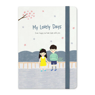 [7321 Design] My Lovely Days Girlish Character Design Planner  (2 Types)